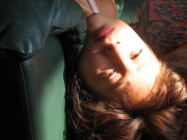 Caro upside down