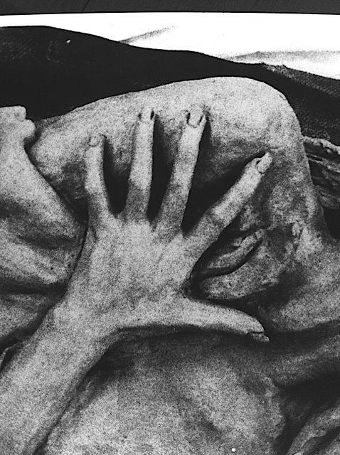 hand close