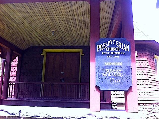 pres sign