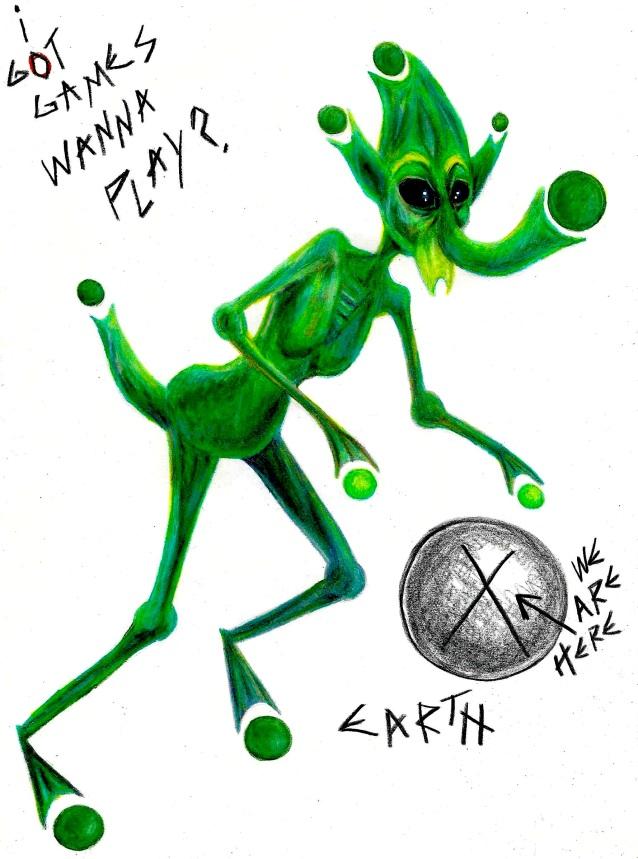 Alien Balls