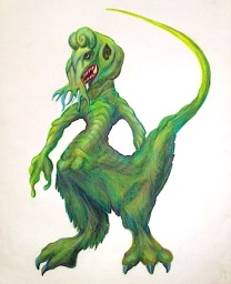 Green Gorg/Prisma