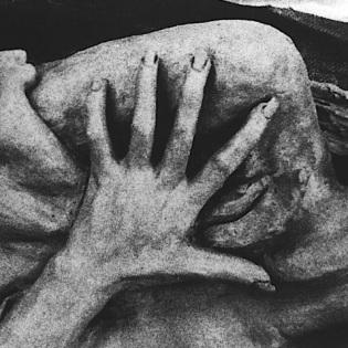 Clinging/sculpt detail 1