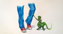 Green Gorg pull/Prisma