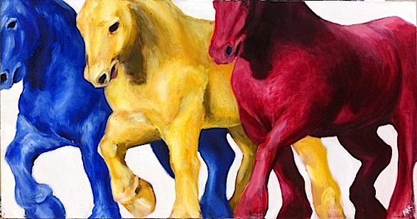 primary horses
