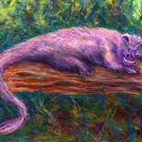 Purple Skink/Prisma