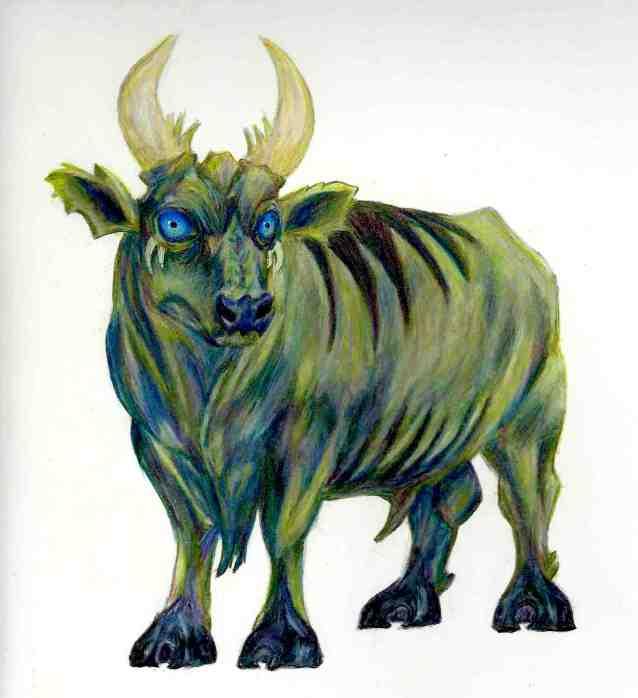 Taurean Bull