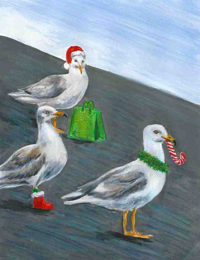 Seagull Shoppers