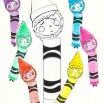 Crayon Crime