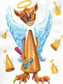 Angel Cone