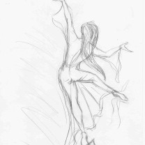 swing dancer